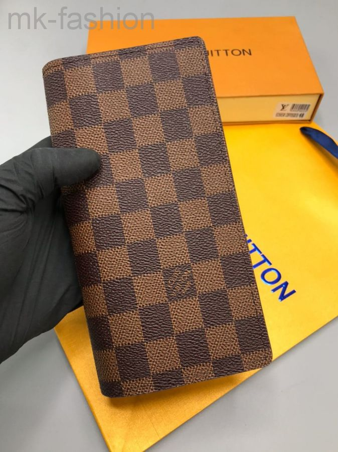Louis vuitton Brazza Wallet DGC 701