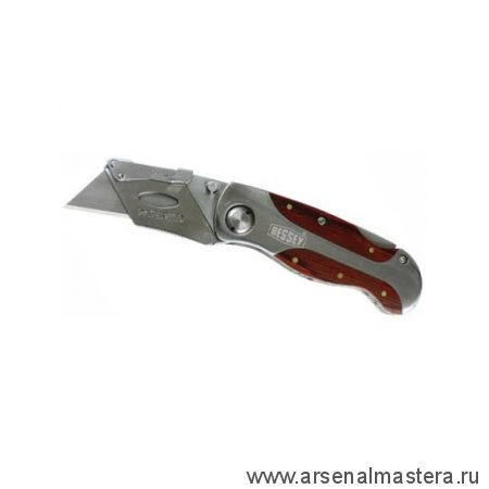 Немецкий складной нож с удобной рукояткой Bessey DBKWH-EU