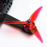 Купить пропеллеры Dalprop SpitFire T5148.5 Racing трёхлопастные (2 пары) в интернет магазине QUADRO.TEAM