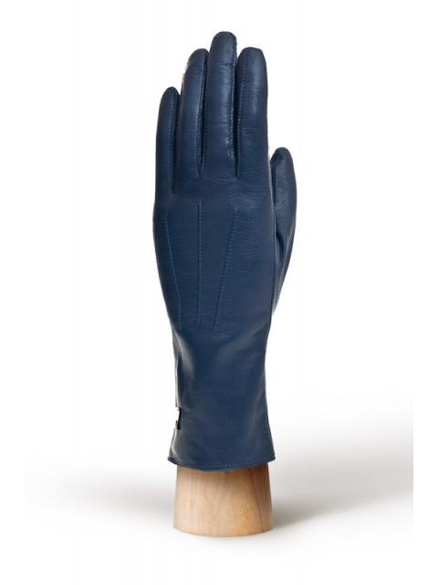 Кожаные женские перчатки ELEGANZZA
