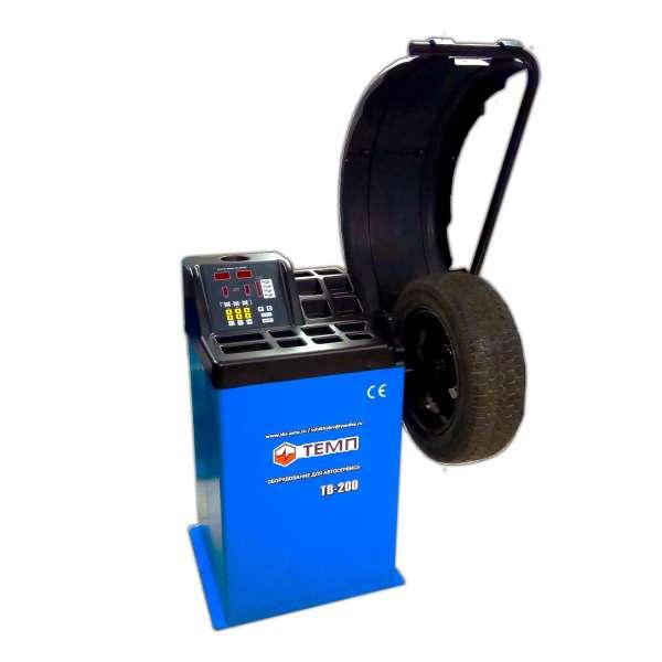 Балансировочный стенд ТЕМП  TB200 220V C