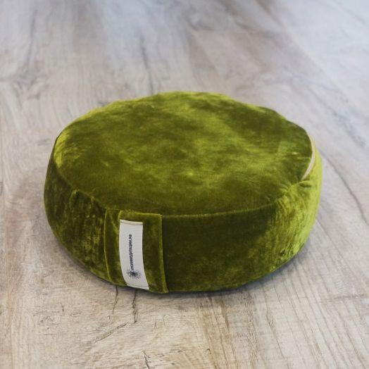 "Круглая подушка для медитации ""Мурена"""