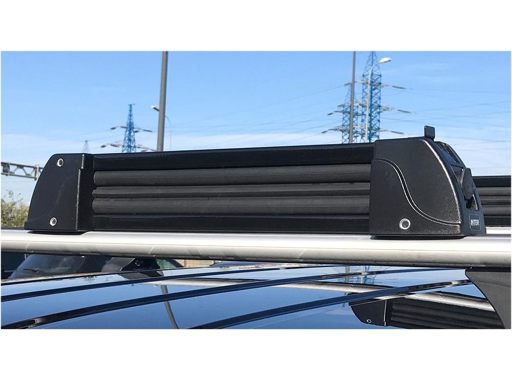 Багажник для лыж и сноубордов - крепление Inter для 3 пар лыж / 2 сноубордов