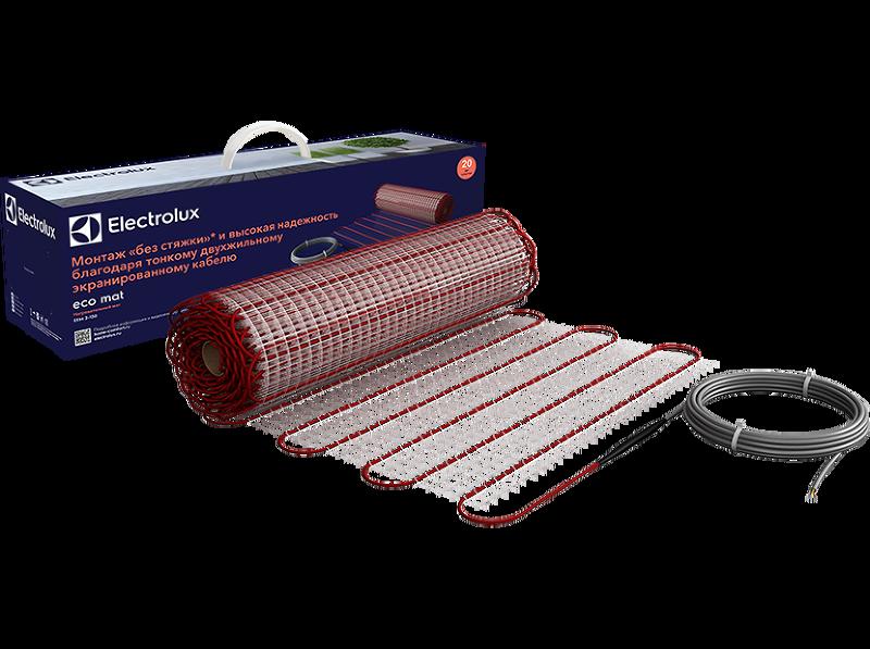 Нагревательный электрический мат Electrolux Eco Mat EEM 2-150-0.5 (площадь обогрева 0,5 м2)
