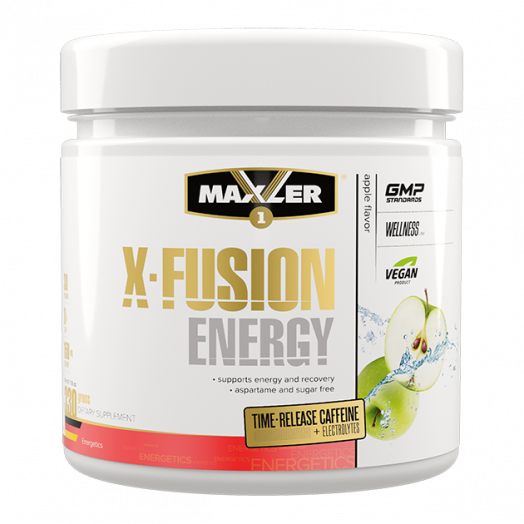 Maxler - X-Fusion Energy (Amino acids/ Caffeine/Electrolytes)