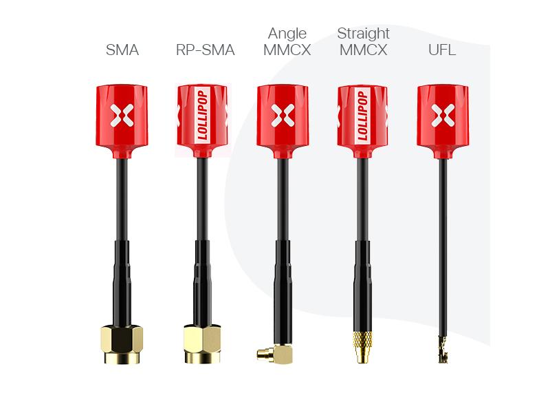 Foxeer 5.8G Micro Lollipop красная