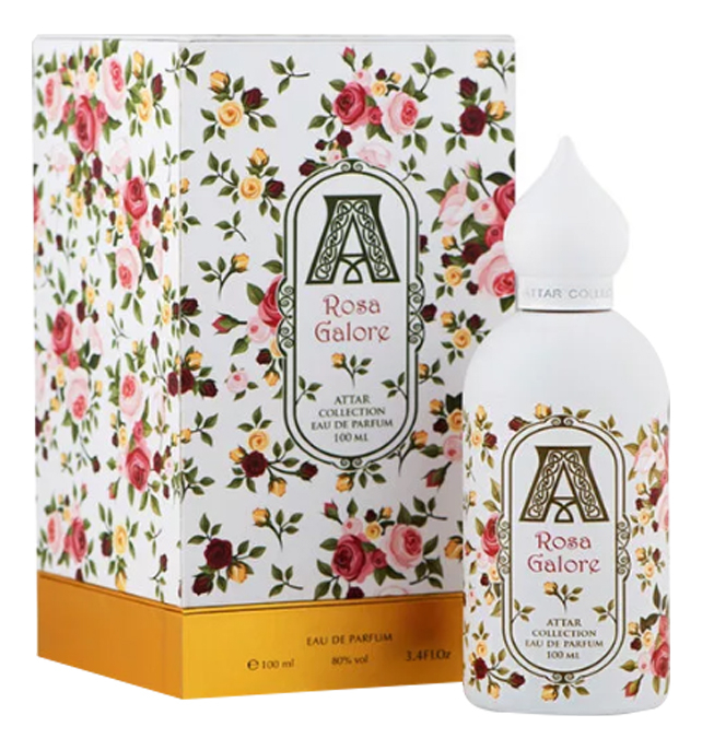 Attar Collection Rosa Galore 100 мл - подарочная упаковка