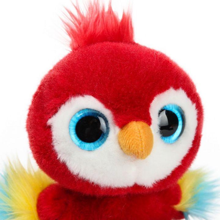 Попугай-говорун мягкая игрушка Kids