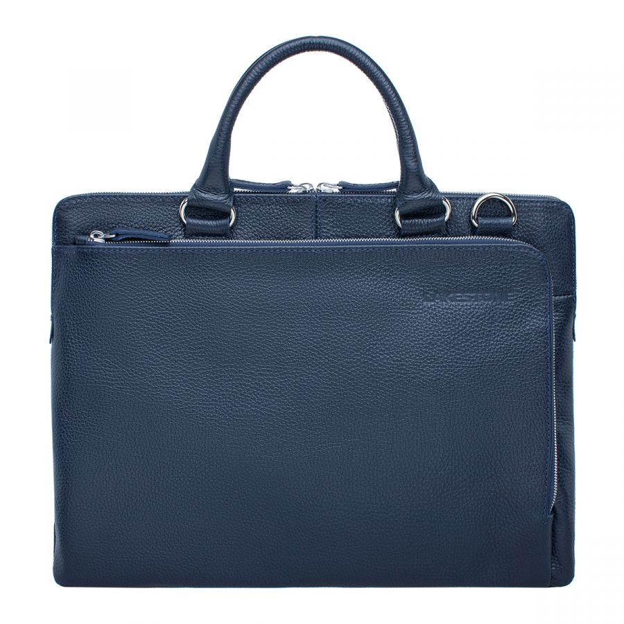 Деловая сумка LAKESTONE Albert Dark Blue
