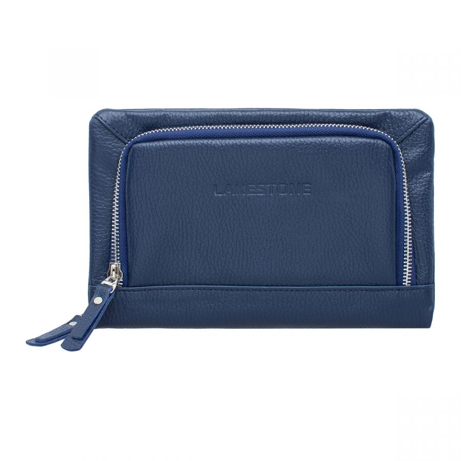 Клатч LAKESTONE Barrington Dark Blue(F)