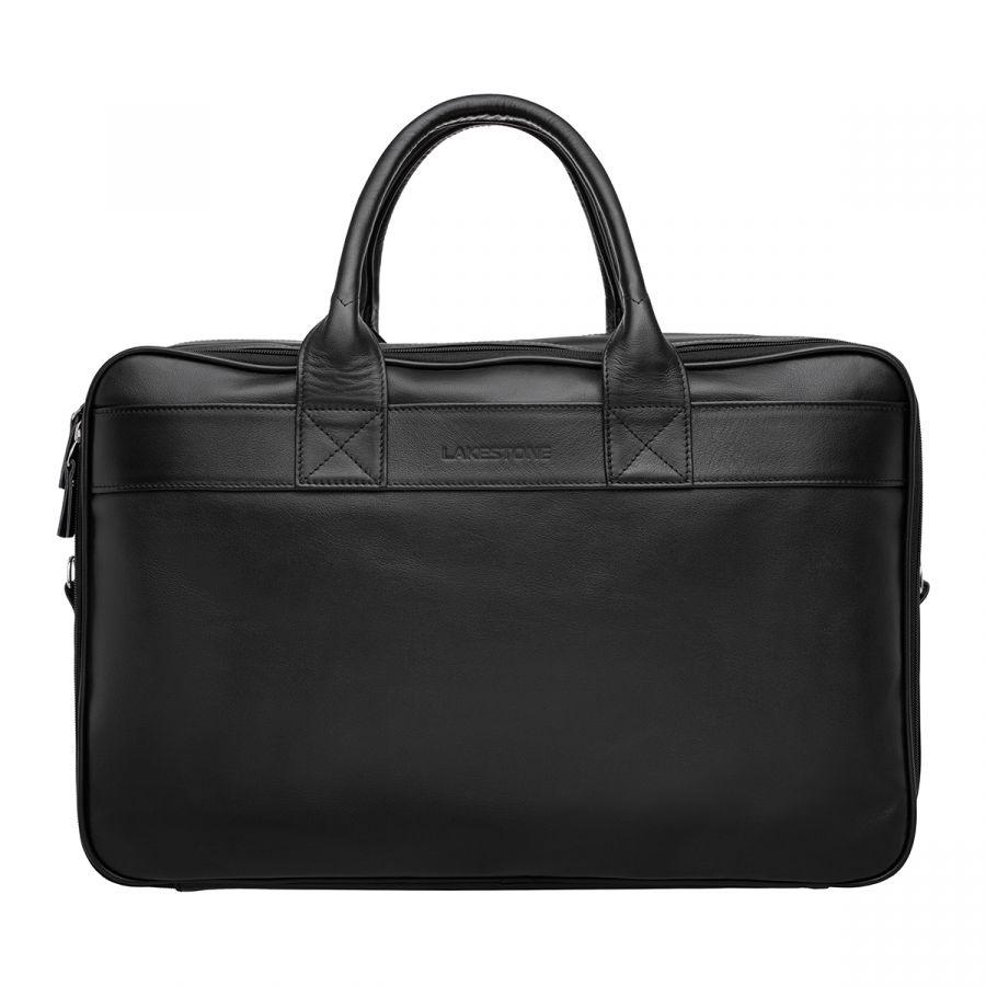 Дорожная сумка LAKESTONE Vernon Black