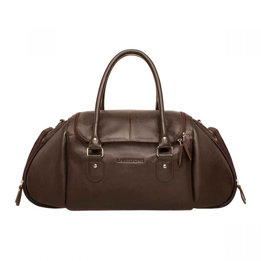 Дорожно-спортивная сумка LAKESTONE Nursery Brown