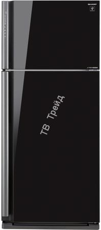 Холодильник Sharp SJXE55PMBK