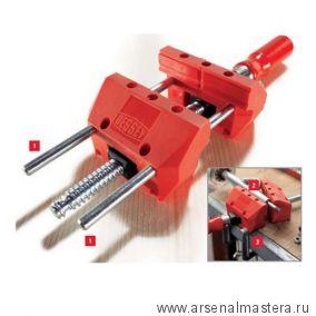 Винтовой зажим - тиски  S 10 BESSEY S10-ST