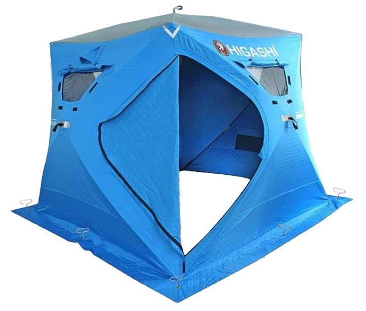 Палатка   зимняя HIGASHI PYRAMID PRO 230*230*200