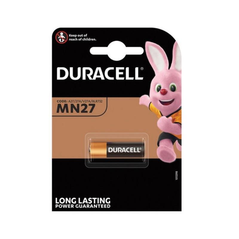 Батарейки MN27 DURACELL