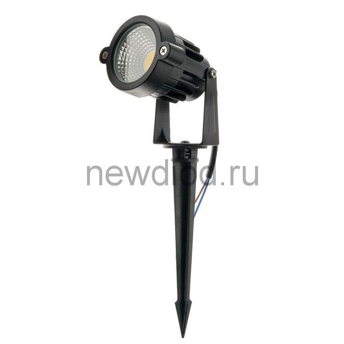 Светильник светодиодный грунтовый, 7 Вт, 630 Лм, IP65, 6500 К, 220 В