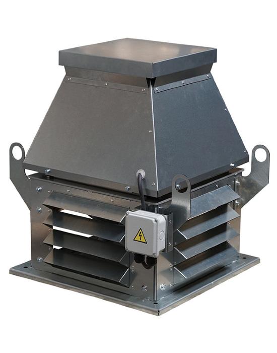 Крышный вентилятор ВКРС-3,55-РЦ-1,0-3,0/3000