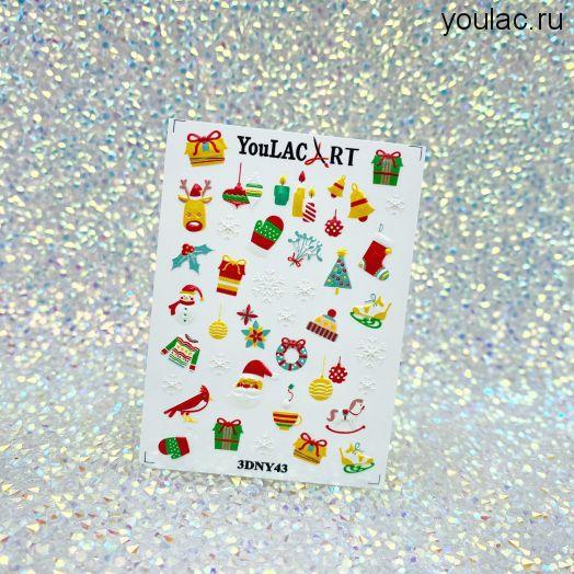 Слайдер YouLAC #3DNY43