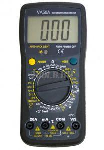 VA50A мультиметр автомобильный