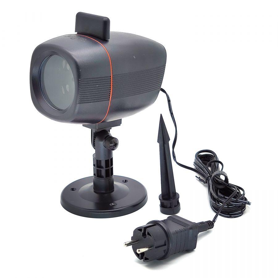 Огонек OG-LDS10 Черная световая установка