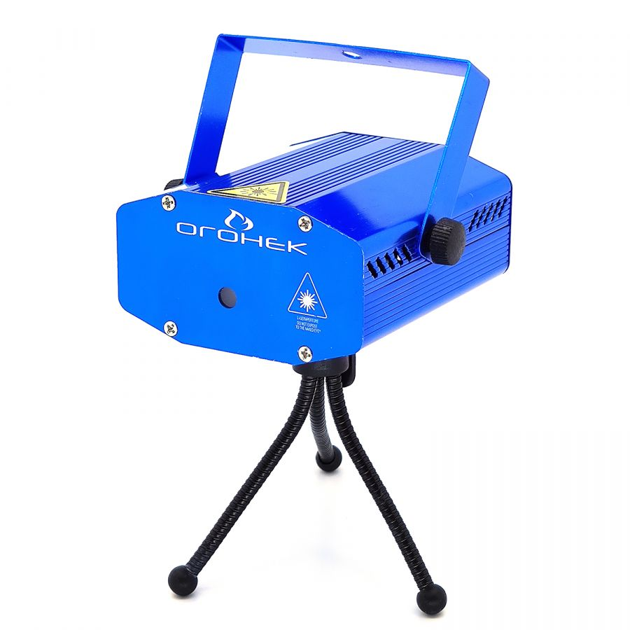 Огонек OG-LDS05 Синяя световая установка