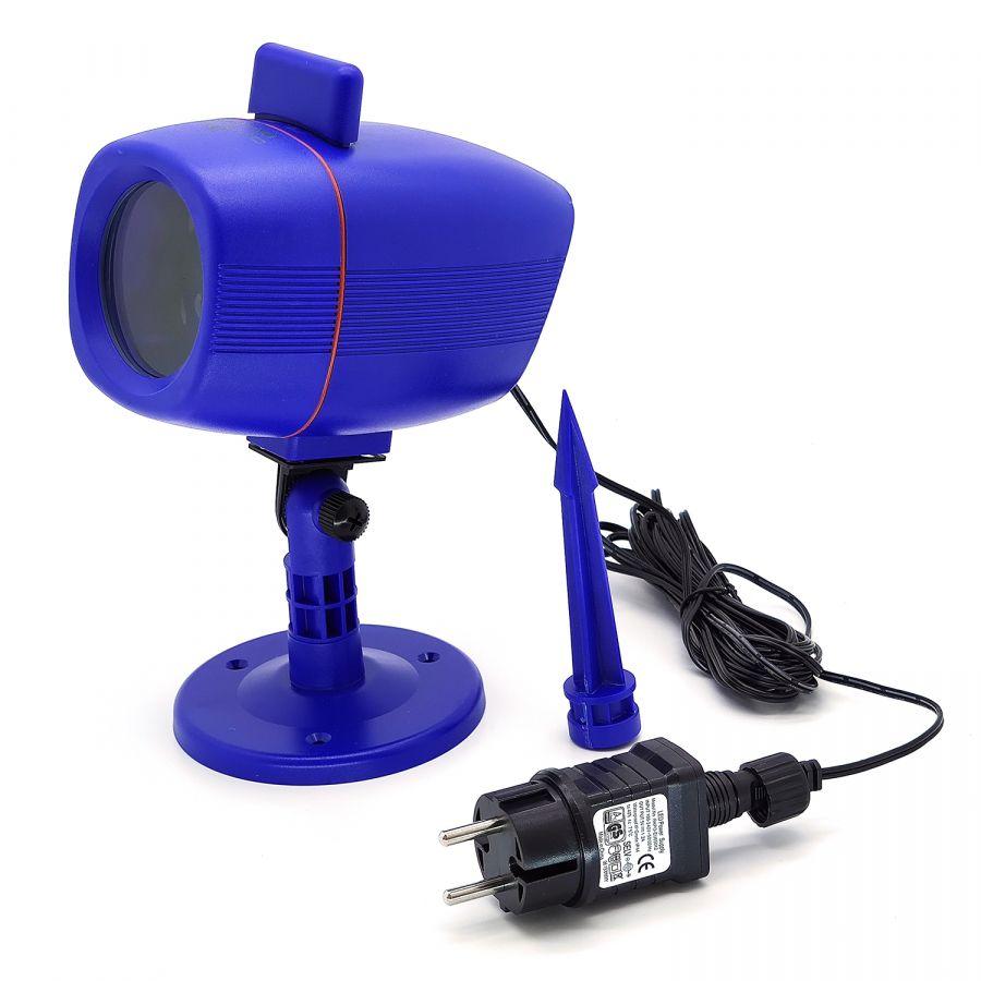 Огонек OG-LDS10 Синяя световая установка