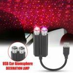 Огонек OG-LDS17 Красный/Фиолетовый USB лазер