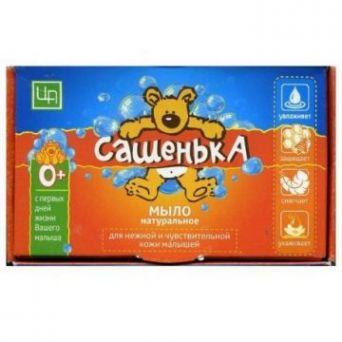 Мыло детское Сашенька, 85 гр