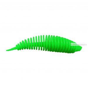 Мягкая приманка Dunaev DT Maggot Tail 50 мм / упаковка 6 шт / цвет: (401) зеленый