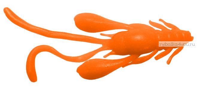 Мягкая приманка Dunaev DT Nimfa 45 мм / упаковка 6 шт / цвет: (201) оранжевый