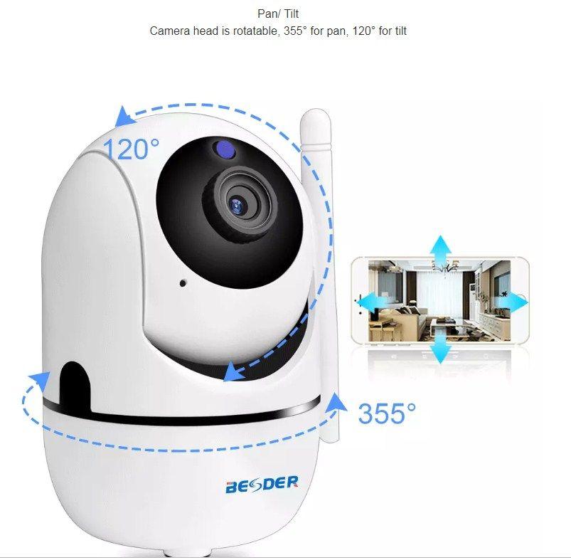 Камера WI-FI Cloud Storage Inteligent Camera