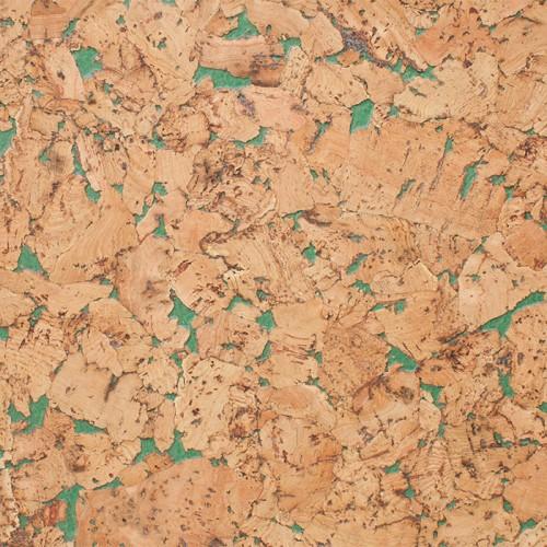 Пробковая стеновая панель Wicanders Dekwall Roots Hawai Green RY76001
