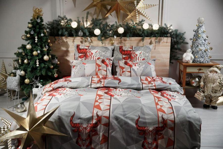 Бязь 2-х спальный с евро [в ассортименте] Апис постельное белье