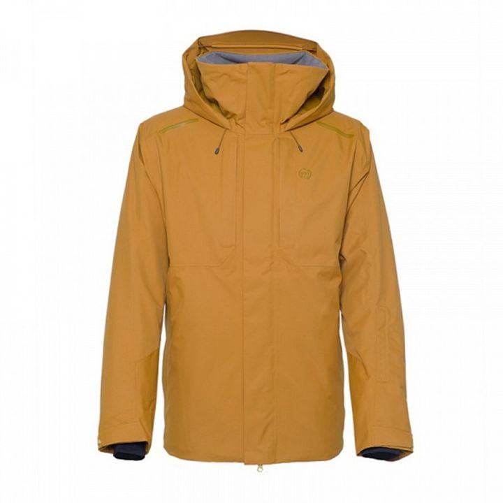 Куртка FHM Mist коричневый