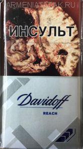 (353)Davidoff Reach Silver (Оригинал) КЗ