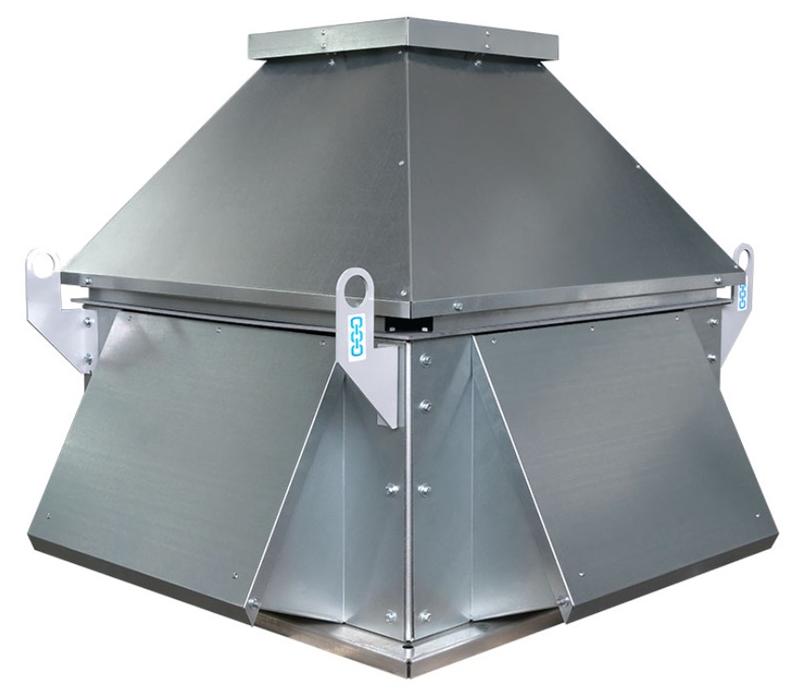 Крышный вентилятор ВКРФ-3,55-РЦ-1,0-0,37/1500