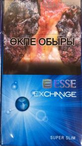 (366)Esse exchange Super Slim (Оригинал) КЗ