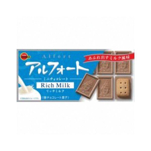 Шоколад Alfort Rich Milk