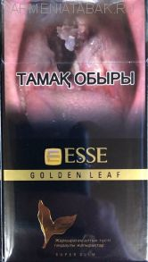 Esse Golden Leaf  Super Slim (Оригинал) КЗ