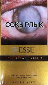 (362)Esse Special Gold Super Slim (Оригинал) КЗ
