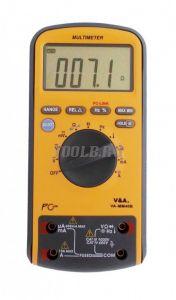 VA-MM40B мультиметр цифровой с повышенной защитой