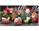 Формочки рождественские DELICIA 9 шт 630901