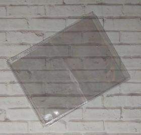 ОБЛОЖКА ДЛЯ СТУДЕНЧЕСКОГО БИЛЕТА  размер ( в развернутом виде) 216*81 мм материал ПВХ толщина 100 мкрн тип пластика гладкий