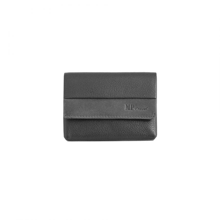 Портмоне картхолдер с RFID защитой Marta Ponti B123317R Preto