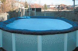 Покрывало брезентовое Atlantic Pools 3,0 м (круг)