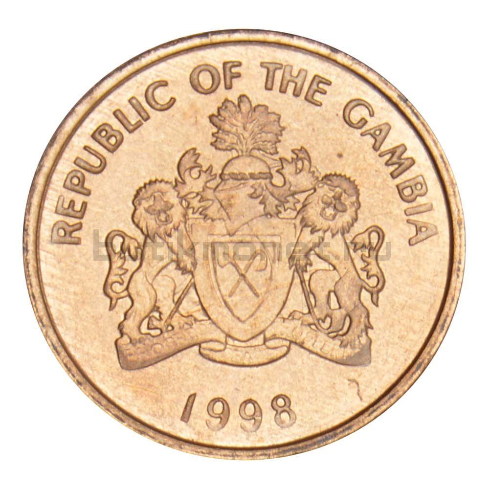 1 бутут 1998 Гамбия