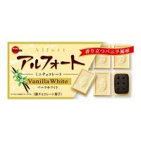 Шоколад Alfort Vanilla White, 59 гр.