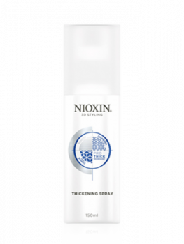 NIOXIN 3D Styling Thickening Spray Спрей для плотности и объема волосам