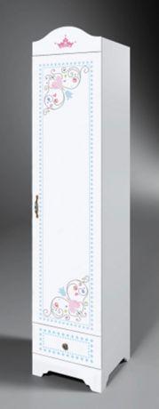 Шкаф-пенал Синдерелла с-07 (правый/левый)